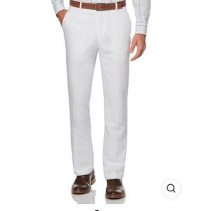 Perry Ellis big and tall twill suit pant